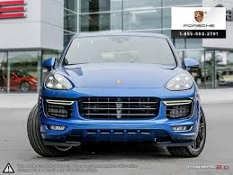 porsche night blue new 2017 porsche cayenne gts