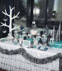 Winter Party Decor - winter wonderland christmas holiday party ideas winter