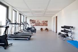 Home Gym Studio Design Fitness Studio Facilities Amsterdam Id Aparthotel Amsterdam
