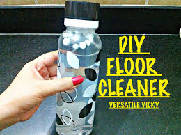diy floor cleaner how to best all purpose