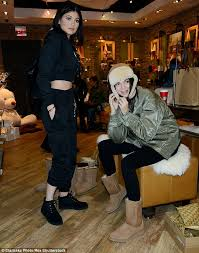 s prague ugg boots kendall jenner shops for ugg boots with ahead of