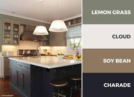 kitchen paint color with light wood cabinets 30 captivating kitchen color schemes