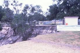 Sinkhole Map Of Florida by Winter Park Florida Sinkhole Of 1981