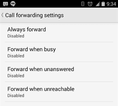 android call forwarding how to setup call forward and redirect in android phones