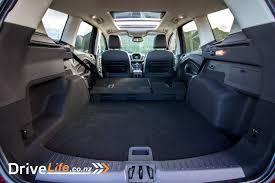Ford Escape Cargo Space - 2017 ford escape titanium awd diesel u2013 car review drive life
