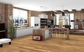 parquet dans une cuisine inspirations à la maison fabuleux parquet dans une cuisine stunning