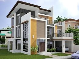 Modern Color Of The House | modern color combination for home paint 4 home ideas
