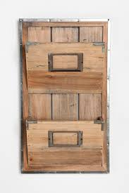 wooden room magazine rack