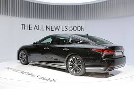 new 2017 lexus ls confirmed 2018 lexus ls 500 f sport will touch down at the 2017 nyias
