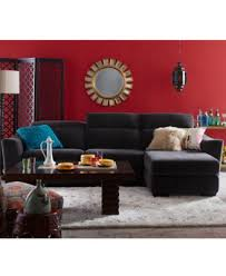 Macys Sectional Sofas by Alessandro 6 Piece Sectional Sofa With Chaise U0026 2 Power Motion