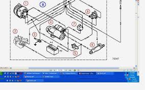 mercruiser 4 3 alternator wiring diagram doilette com