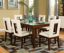 Cherry Dining Room Tables Cherry 5 Piece Dining Set Enzo Rc Willey Furniture Store