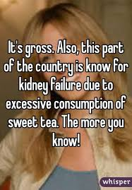 Sweet Tea Meme - what s with america s obsession with sweet tea it s absolutely