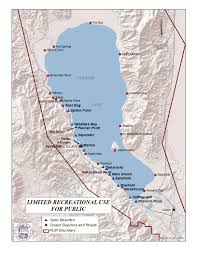 Nevada Zip Code Map by Pyramid Lake Paiute Tribe