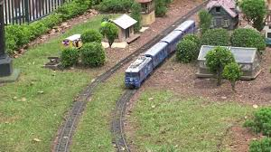 fantastic garden railroad layout g scale train center g scale