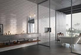 Striking Industrial Bathroom Designs With Modern Features - Industrial bathroom design