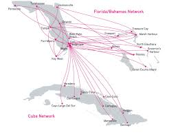 Ft Lauderdale Florida Map by Silver Airways Starts Regularly Scheduled Service Between Fort