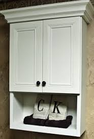 Cherry Bathroom Storage Cabinet by Fairmont Designs F1513bv24 Shaker Americana Over The Toilet
