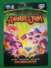 animaljam gift card animal jam gift card for diamonds at walmart 15 95 animal jam