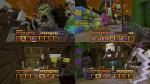 minecraft halloween battle map on ps4 official playstation store
