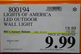lights of america model 8045 parts lights of america lights of replacement light bulb american dj