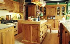 country kitchen furniture 10 rustic kitchen designs with unfinished pine kitchen cabinets