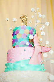 mermaid cake ideas some spellbinding and mesmerizing mermaid birthday party ideas