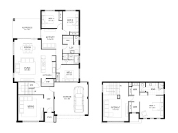 5 bedroom floor plans australia double storey 4 bedroom house designs perth apg homes