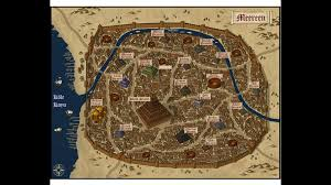 Map Of Kings Landing Nerdovore Maps Of The Cities Of Westeros Game Of Thrones