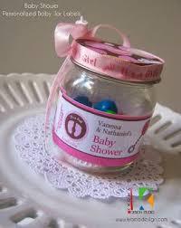 Mason Jar Party Favors Diy Favor Ideas Personalized Gerber Baby Jar Or Mason Jar