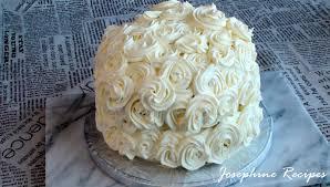 josephine u0027s recipes how to make rose cake chinese bakery