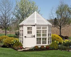 octagon greenhouse