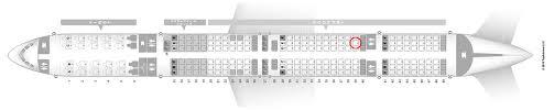 757 seat map delta air lines 757 300 economy class san diego to atlanta