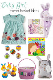 baby easter basket easter basket ideas for babies girl in the big world