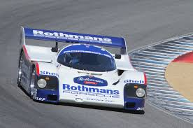 jagermeister porsche 962 the coolest porsche racing cars at the 2015 rennsport reunion