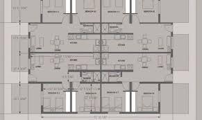 2 unit apartment building plans 17 decorative 4 unit apartment plans home plans blueprints 46312