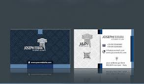 Business Cards Attorney 20 Creative Lawyer Business Card Designs Best Blog Themes