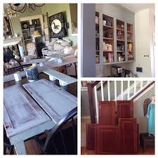 painting metal kitchen cabinets with chalk paint step by step kitchen cabinet painting with sloan chalk