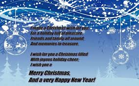 merry christmas wishes messages for friends ne wall