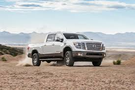 truck nissan titan nissan titan xd 2017 motor trend truck of the year contender