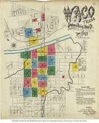 Map Of Cedar Falls Iowa Sanborn Maps Of Texas Perry Castañeda Map Collection Ut