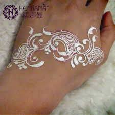 india henna tattoos paste for women lady bride party professional