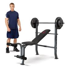 Bench Press 1000 Lbs Weider Pro 265 Bench Press Hayneedle