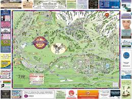 Gateway Colorado Map Eagle River Valley Resort Maps Map Avon Co U2022 Mappery