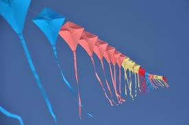 kite train fly a kite train paint a rainbow in the sky