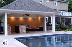 pools pool houses greenroots landscaping kennett square pa outdoor room 10