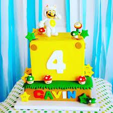 mario cakes kids birthday cakes paper cake