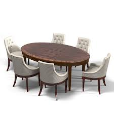 Oval Dining Tables And Chairs Fancy Oval Dining Tables And Chairs 22223poster Ebizby Design