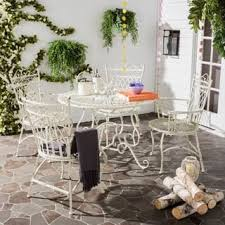 white outdoor table and chairs outdoor dining sets for less overstock com