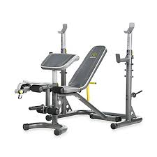 Competitor Workout Bench Gold U0027s Gym Xrs 20 Olympic Workout Bench Bed Bath U0026 Beyond